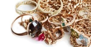 how to restore fake gold jewelry