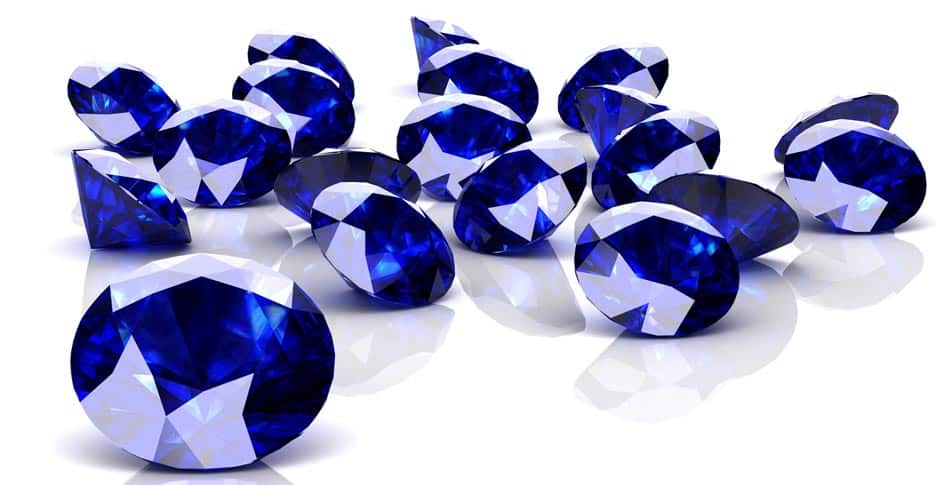 how to tell if a sapphire is real