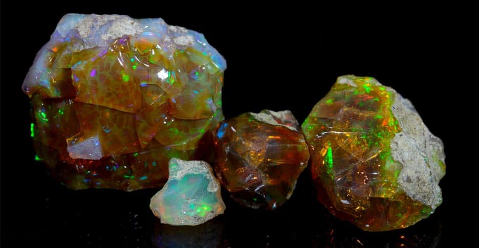 how to tell if an opal is real