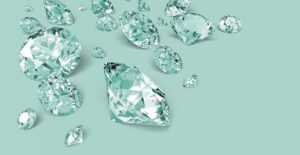 what does simulated diamond mean
