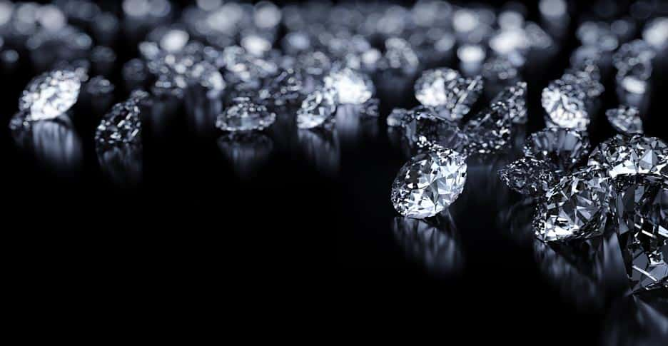 what is a pave diamond